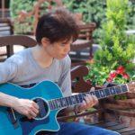 アコースティックギターのピックアップについて
